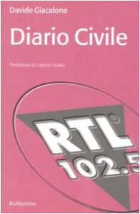 Book Cover: Diario civile