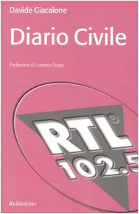 Book Cover: Diario civile