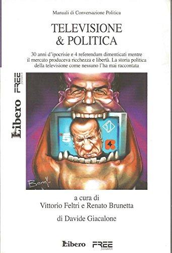 Book Cover: Televisione & politica