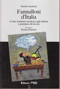 Book Cover: Fannulloni d'Italia