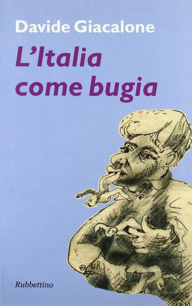 Book Cover: L'Italia come bugia