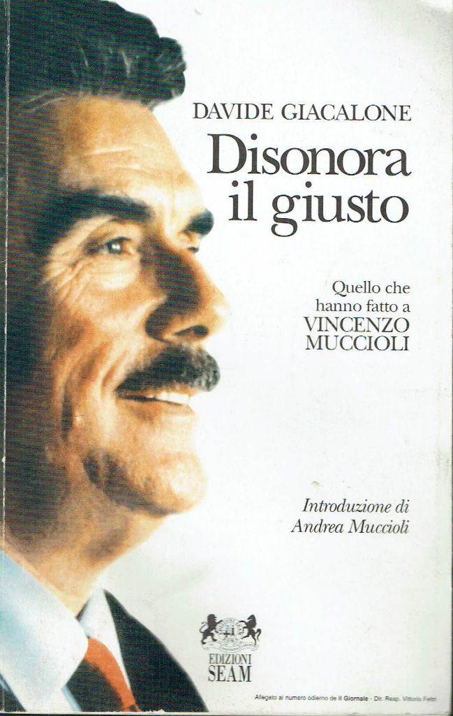 Book Cover: Disonora il giusto