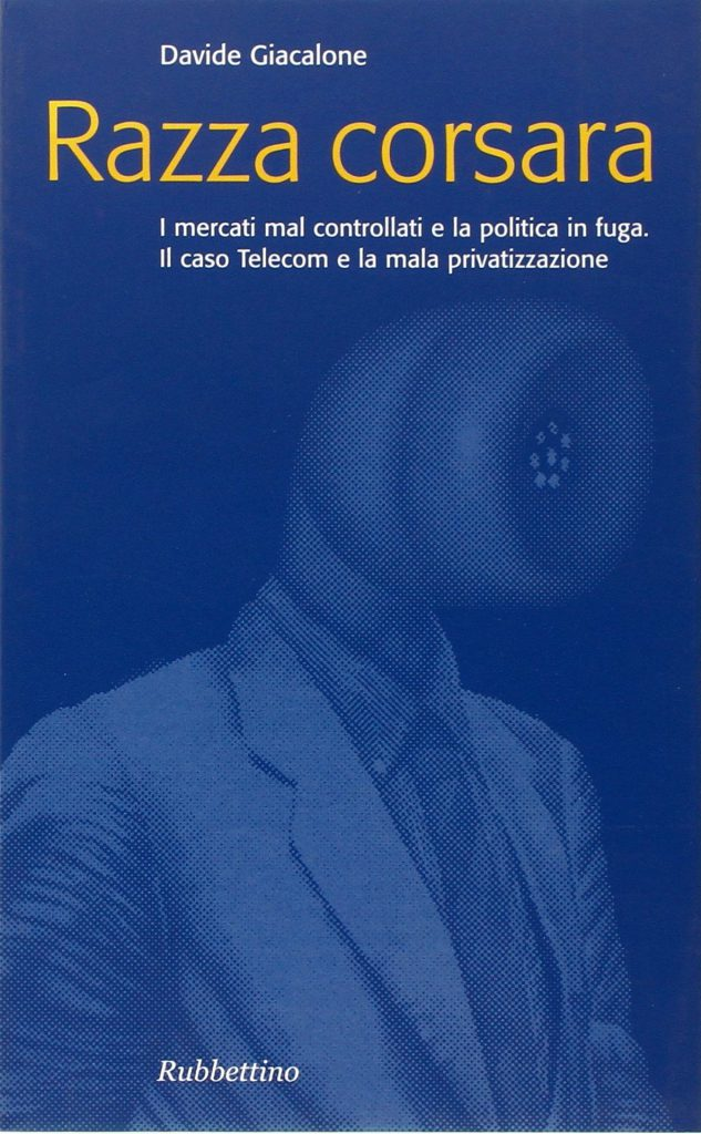 Book Cover: Razza corsara