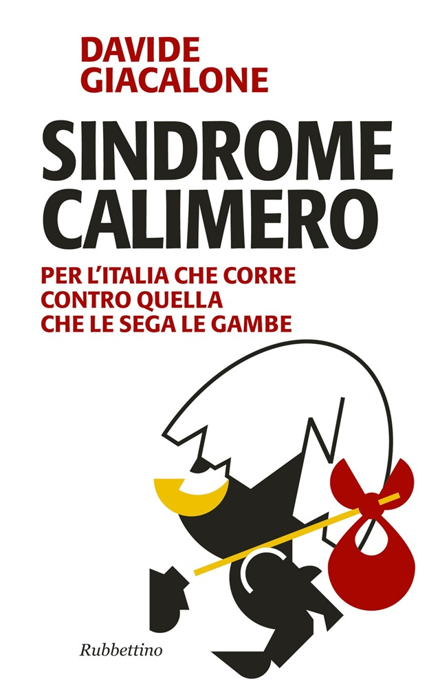 Book Cover: Sindrome calimero