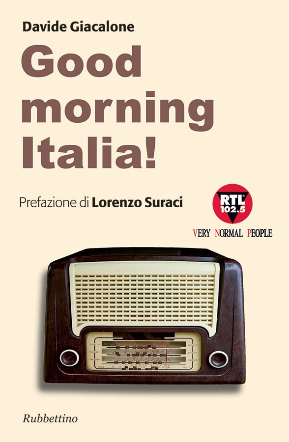 Book Cover: Good morning Italia!