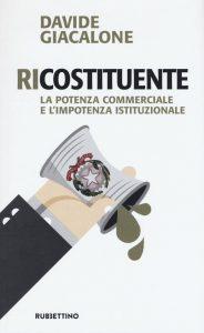 Book Cover: Ricostituente