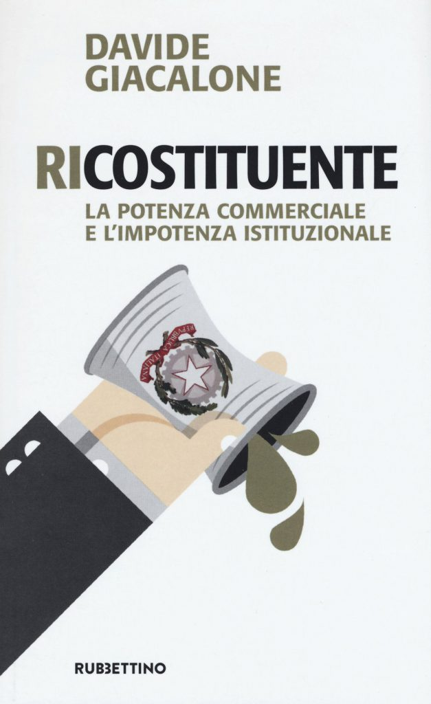 Book Cover: Ricostituente