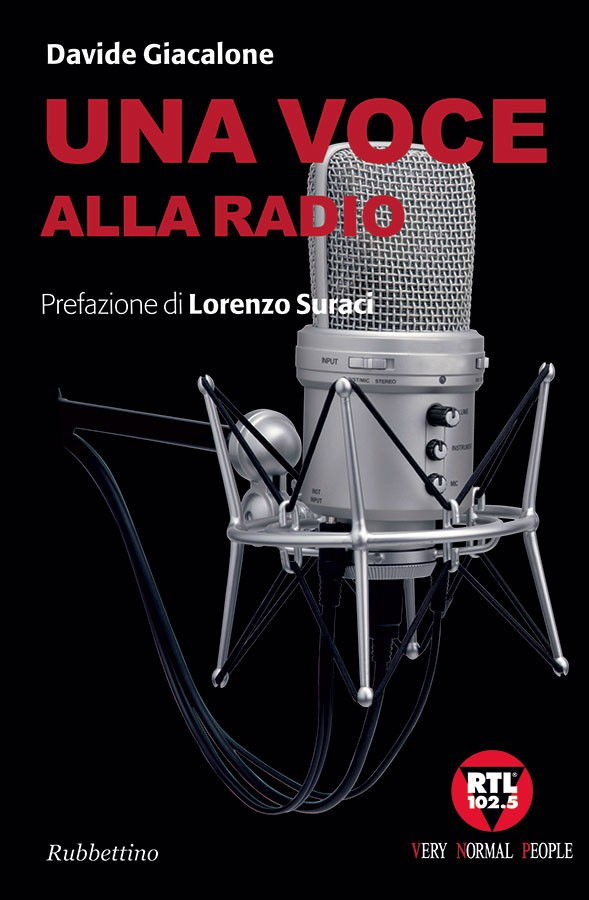 Book Cover: Una voce alla radio