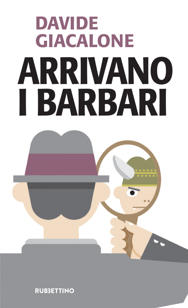 Book Cover: Arrivano i barbari