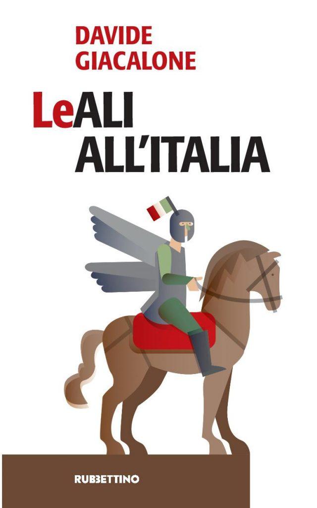 Book Cover: Le ali all'Italia
