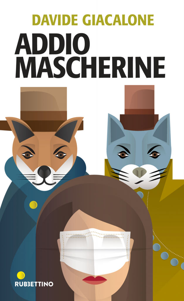 Book Cover: Addio mascherine
