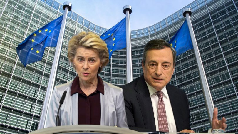 mario draghi recovery fund
