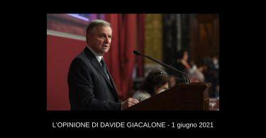 Davide Giacalone rtl 1 giugno 2021