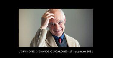 Davide Giacalone rtl 17 settembre 2021