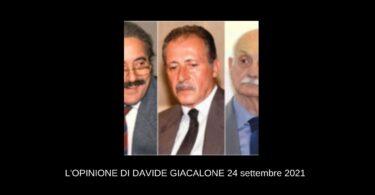 Davide Giacalone rtl 24 settembre