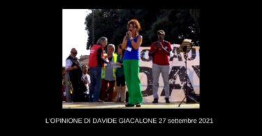 Davide Giacalone rtl 27 settembre