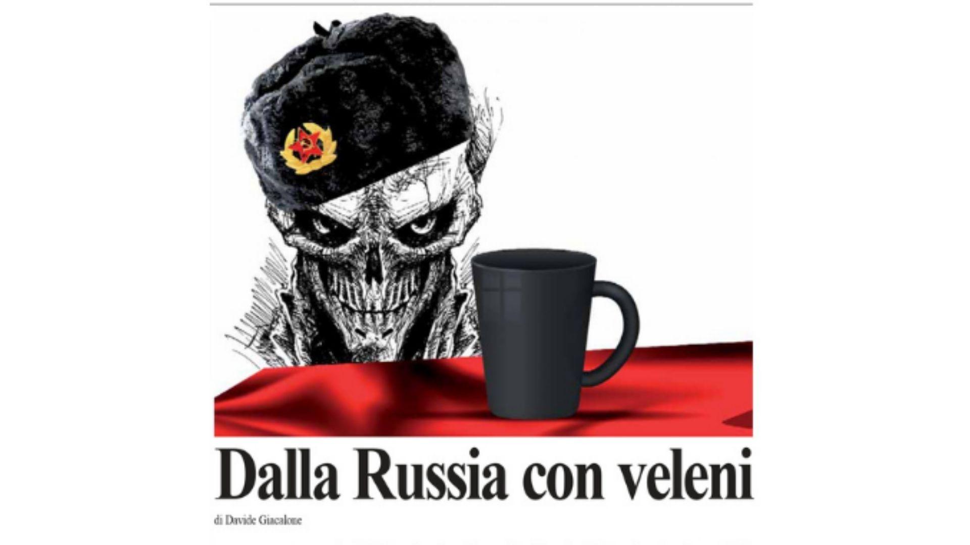 Dalla Russia con veleni
